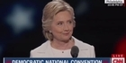 Watch: Watch: Clinton wants a country where 'Love trumps hate'