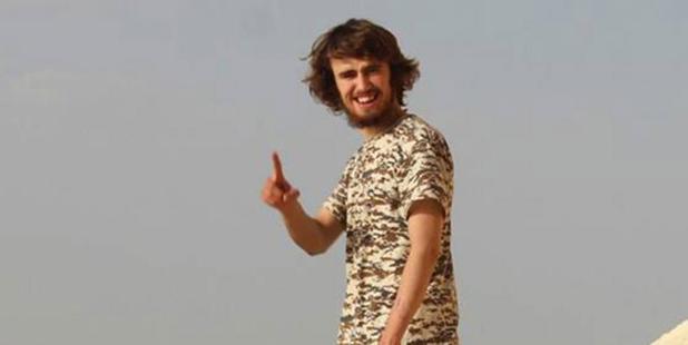 Jack Letts, a British-born jihadi.
