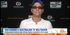 Watch: Watch: Jean-Claude Van Damme walks out of Aussie interview