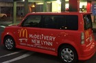Last week both McDonald's and KFC announced that they will be trialling home delivery service in some parts of the country.