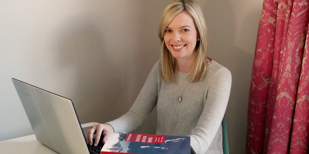 Canterbury University masters student Melissa Morrison research would cover people's feelings at the time of the Springboks Tour. Photo / Christchurch Star