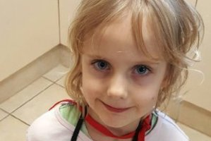 Jocelyn, 5, has been found after going missing on the Gold Coast.