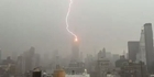 Watch: Watch: Lightning strikes Empire State Building