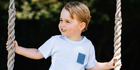 Prince George 'far too spoilt' on birthday