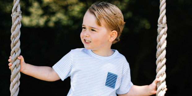 Loading Prince George has previously amassed a treasure trove of gifts from the public and on official tours with his parents. Photo / Supplied