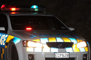 Auckland's Southern Motorway was closed for a period overnight as authorities dealt with an offal spillage. Photo / File