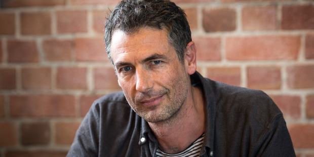 Bruce Ferguson, New Zealand director of Darkroom. Photo / Greg Bowker