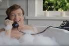 Rhys Darby's 'dulcet Kiwi tones' feature in Air New Zealand's latest safety video.