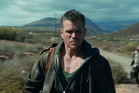 Matt Damon in Jason Bourne, the fourth film in the Bourne Identity franchise. Photo / Supplied.