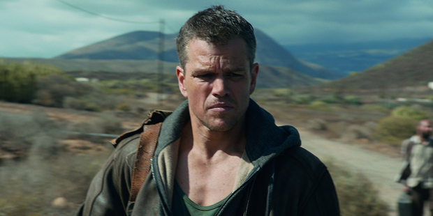 Actor Matt Damon says he plans to take a break from acting.