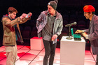 The Curious Incident of the Dog in the Night-Time. Photo / Supplied