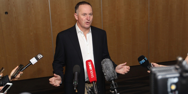 Department of Prime Minister and Cabinet did not brief Prime Minister John Key or his office, because it was judged the claims by a Chinese industry group were unsubstantiated. Photo / Nick Reed