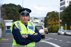 NO TOLERANCE: Western Bay of Plenty head of road policing Senior Sergeant Ian Campion says there is no excuse for using cellphones while driving, not even to chase Pokemon. Photo/George Novak
