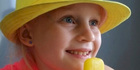"""Amelia Bennett is a """"positive"""" young girl. Photo/supplied"""