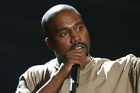 Rapper Kanye West has been feuding Taylor Swift since 2009. Photo / AP
