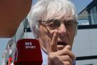 Formula One boss Bernie Ecclestone. Photo / AP