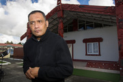 Hurimoana Dennis says the numbers of homeless at the Te Puea Memorial Marae are down to 14. Photo / Nick Reed