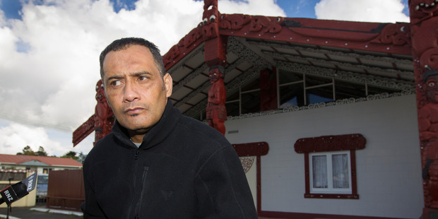 Loading Hurimoana Dennis says the numbers of homeless at the Te Puea Memorial Marae are down to 14. Photo / Nick Reed