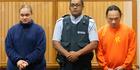 Tania Shailer and David William Haerewa in court. Photo / Andrew Warner