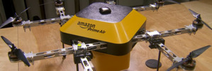 Amazon closer to drone deliveries in UK