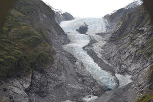 The Franz Joseph Glacier in the South Island. Photo / File