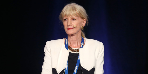 Female directors such as Joan Withers rightly argue that quotas are demeaning to women appointed to boards. Photo / Doug Sherring
