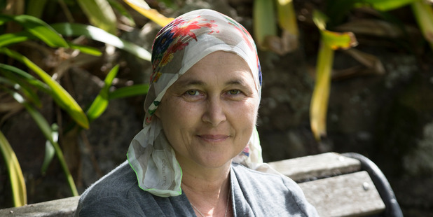 Former New Zealand Council of Trade Unions president Helen Kelly. Photo/Brett Phibbs.