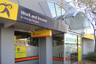 Christchurch Work and Income offices have been closed or placed in lockdown at least four times since the Ashburton shooting, because of threats. Photo / Christchurch Star