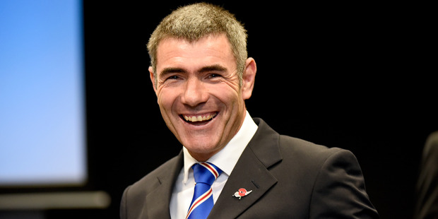 Nathan Guy said biosecurity was not front of mind for most Kiwis, and it was important to educate people about the key role it played in the economy. Photo / George Novak