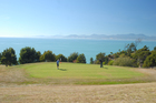 The Tasman Golf Club is one of the area's best kept secrets. Photo / Latitude Nelson