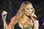 Mariah Carey says she never expected to have children and get divorced. Photo / Greg Bowker