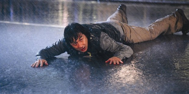 Jackie Chan in 2004 film New Police Story.