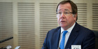 Foreign Affairs Minister Murray McCully met businessman Hmood Al Khalaf while on a visit to Saudi Arabia in April, documents have revealed.