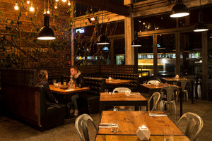 Restaurant review: The Commons