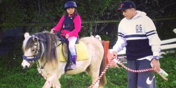Te Morehu McLean and 7-year-old Anahera McLean are believed to be safe with family members. Photo / Supplied