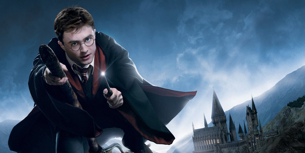 The seventh and last installment,  Harry Potter and the Deathly Hallows , came out in 2007.
