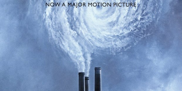 The poster for Al Gore's movie. Photo / Supplied