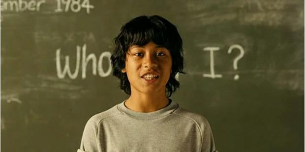 Rolleston in Taika Waititi's 'Boy'. Photo / Supplied