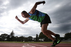 WELL DESERVED: Tauranga's Bruce Solomon won eight medals from eight events at the New Zealand Master Games earlier this year. PHOTO/FILE A_250215jb01bop