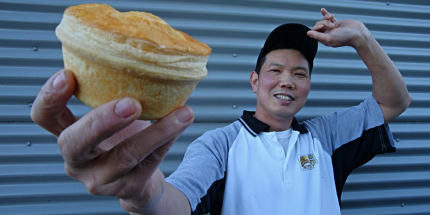 Pat Lam from Gold Star Bakery in Bethlehem and 3rd Ave has been crowned supreme winner of the New Zealand Bakels Supreme Pie Awards. Photo/File
