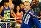 New Zealand ju-jitsu athlete Jason Lee.