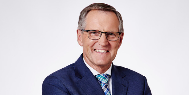 Peter Williams, host of Mastermind. Photo / Supplied