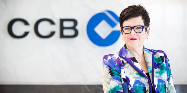 Dame Jenny Shipley, chairwoman of China Construction Bank NZ. Photo / Michael Craig