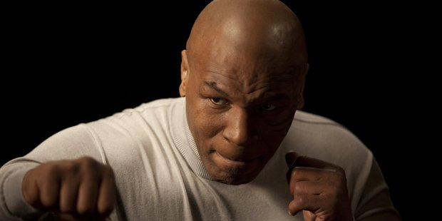 Boxer Mike Tyson got an image overhaul when he appeared in The Hangover. Photo / Supplied