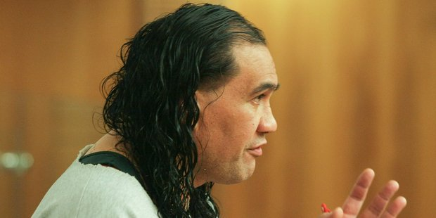 Steven Rakuraku was convicted in 2014 for the kidnapping and murder of Hastings man Johnny Wright.