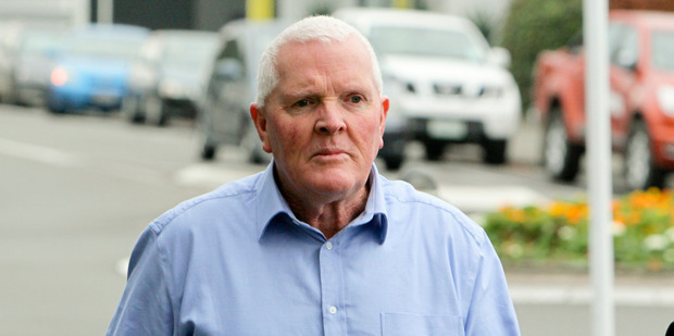 Gary McCurrach, pictured outside the Hastings District Court in June, fired at what he thought was a deer. Photo /File