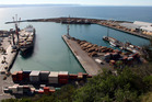 Napier Port.