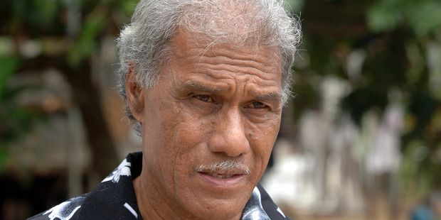 First elected to Parliament in 1987, Akilisi Pohiva has been a leader of Tonga's democracy movement which until 2010 was ruled by the monarch. Photo / Ross Setford