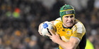 The Wallabies are still waiting for veteran playmaker Matt Giteau to join their ranks as they build toward their opening Rugby Championship Test next month. Photo / File