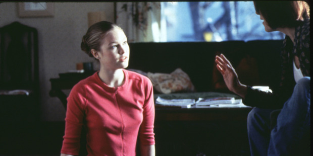 Julia Stilesin a scene from the film Save The Last Dance.